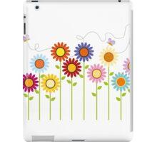 Colorful Garden iPad Case/Skin
