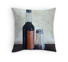 Hendersons with Pepper Throw Pillow