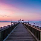 Morning Pier by Alexander Butler