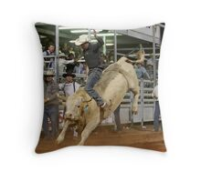 Hanging in there! Throw Pillow