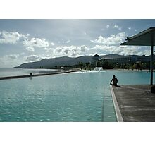 The Cairns Foreshore Photographic Print