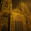 York Minster by Night by neilk