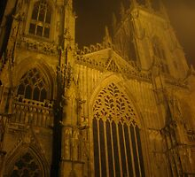 York Minster by Night by neilk