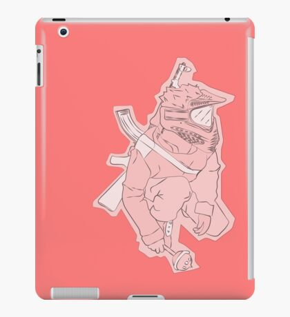 Child With Rattle iPad Case/Skin