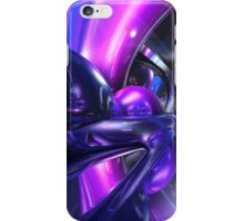 Vivid Waves Abstract iPhone Case/Skin