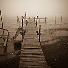 Danau Bratan - Bali, Indonesia by Stephen Permezel