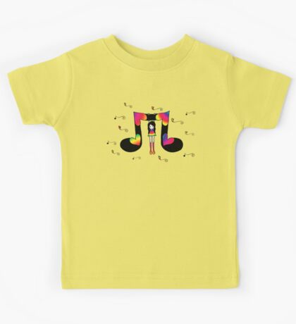 Love Hangin' with Music Kids Tee