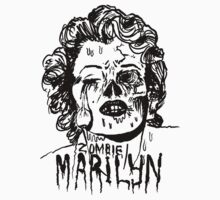 Zombie Marilyn by Scott Simpson