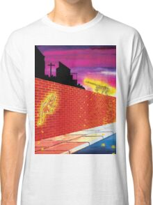Big Cats In Suburbia Classic T-Shirt