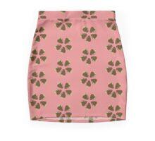 Chocolate Covered Strawberry Wheel Mini Skirt