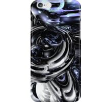 The Darkside Abstract iPhone Case/Skin