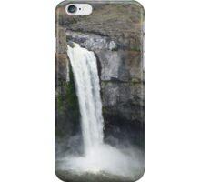 Palouse Falls Series - 3 iPhone Case/Skin