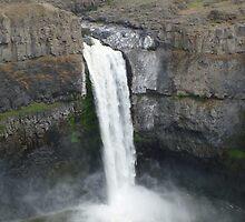 Palouse Falls Series - 3 by wrsllc