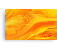 Beautiful Morning-Abstract Art + Design products Canvas Print