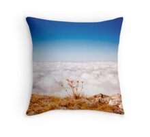 Sea Of Clouds Throw Pillow
