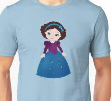 Beautiful Princess   Unisex T-Shirt