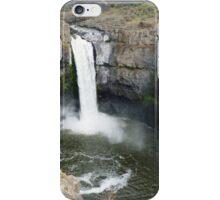 Palouse Falls Series - 4 iPhone Case/Skin