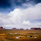 Monument Valley in the Spring by Brent Olson