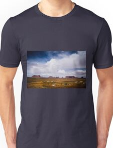 Monument Valley in the Spring Unisex T-Shirt
