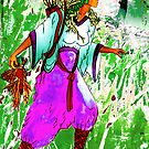 Maid Marion by robertemerald