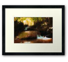 Falls Ridge Preserve, VA - 3 Framed Print