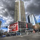 Coke at Zenith Apartments by Rod Kashubin