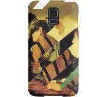 Card Sharps Samsung Galaxy Case/Skin