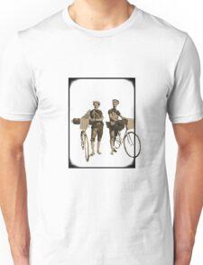 Handlebars Unisex T-Shirt