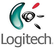 Logitech Logo Photographic Print