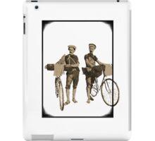 Handlebars iPad Case/Skin