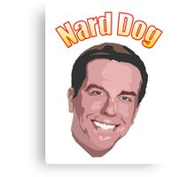 The Office - Nard Dog Canvas Print
