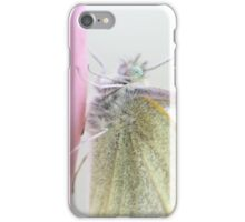Small Cabbage White Butterfly iPhone Case/Skin
