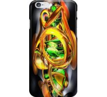 The Wraith Abstract iPhone Case/Skin