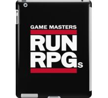 RUN RPGs iPad Case/Skin