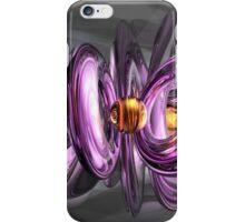 Liquid Amethyst Abstract iPhone Case/Skin