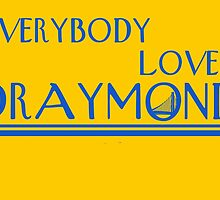 Everybody Loves Draymond Blue by themarvdesigns