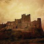 Bamburgh Castle by Anna Shaw