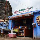 Last tea shop of India.......Villiage Mana (Badrinath) by RajeevKashyap