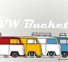 VW Bus Bucket by aryvw