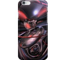Demon Heart Abstract iPhone Case/Skin