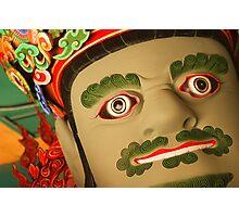 Jeungjang, King of the South - Ssangye Temple, South Korea Photographic Print