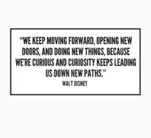 Walt Disney Quote by thatkaylachic