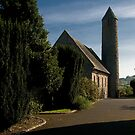 Saint Patricks Memorial Church, Saul by Alan McMorris