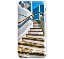 Going Up iPhone Case/Skin