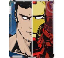 MARVEL VS DC iPad Case/Skin