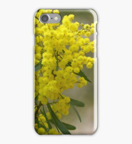 Wattle iPhone Case/Skin