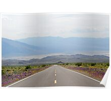 Death Valley National Park - Next Lonely Drifter Poster