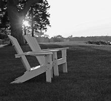 Sunset in Rhode Island by leoaloha