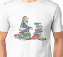 Matilda Wormwood Unisex T-Shirt