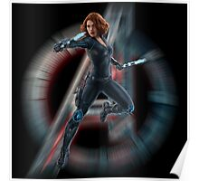 Black Widow AGE OF ULTRON Poster